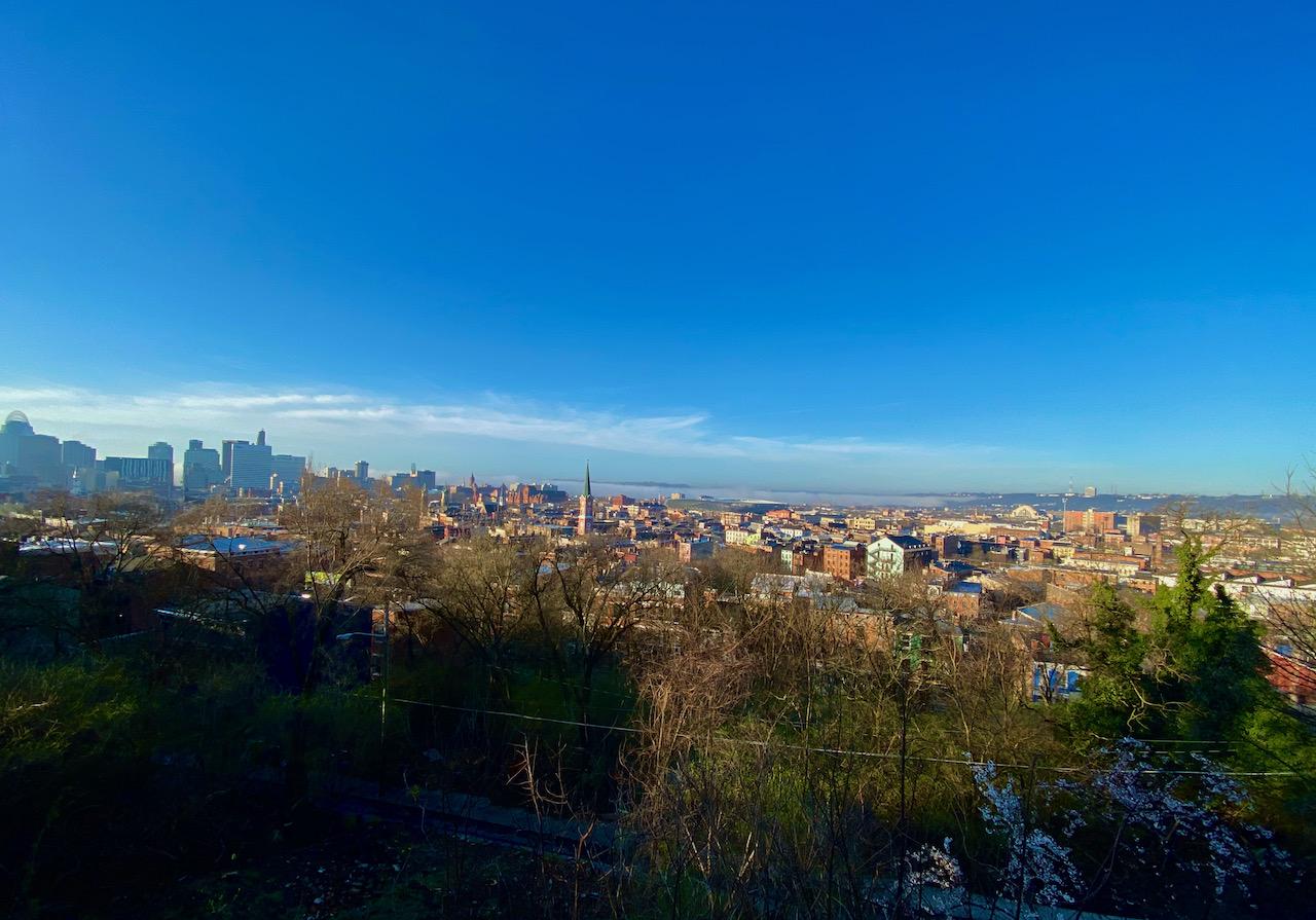 Early Spring in Cincinnati